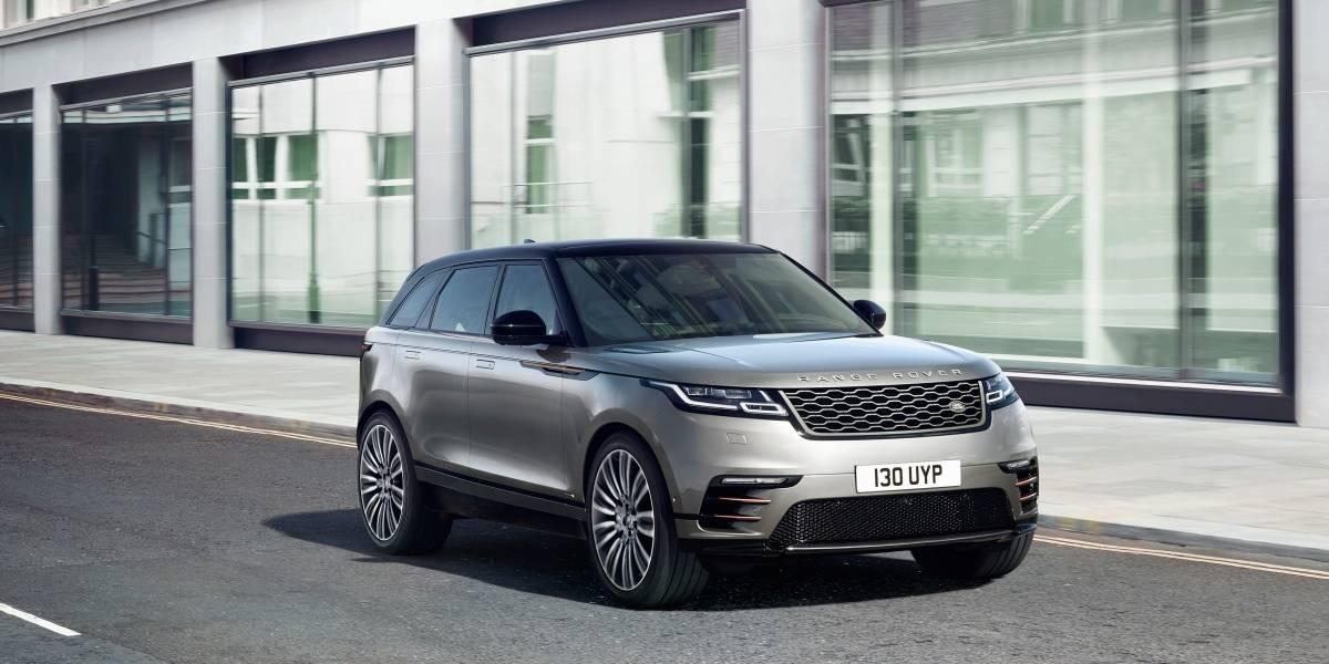 El Range Rover Velar llega a imponer su estilo