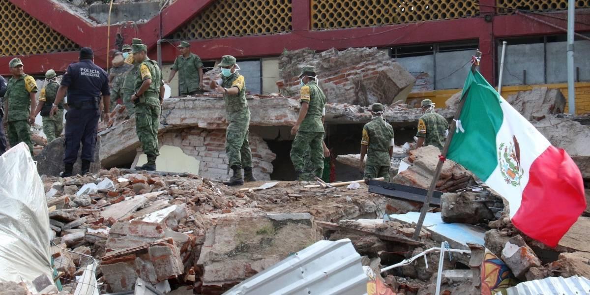 Terremoto de 8.1 en México deja al menos 58 muertos