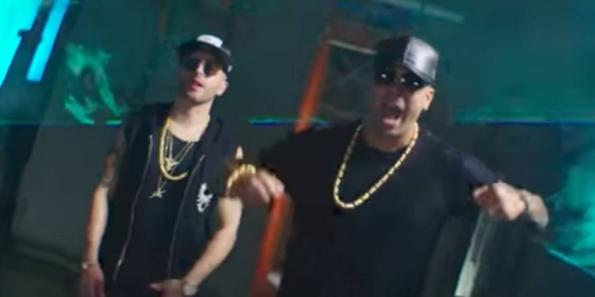 Junte de Wisin y Yandel encabeza primeros lugares en Billboard