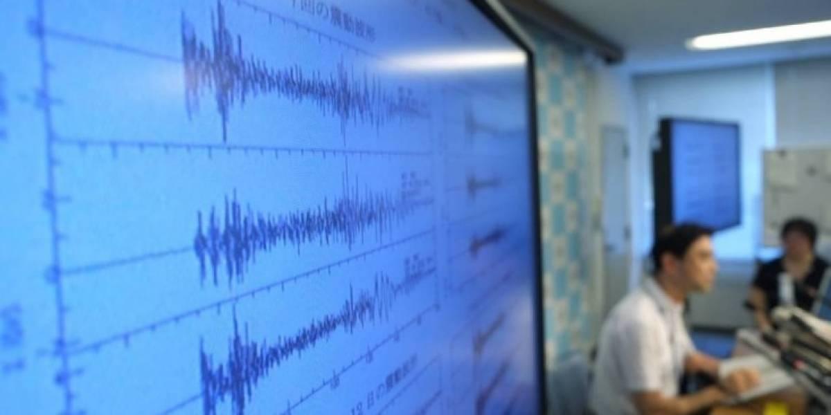 Sismo de 5,4 grados de magnitud sacude territorio salvadoreño