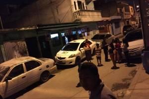 Temblor en Guatemala