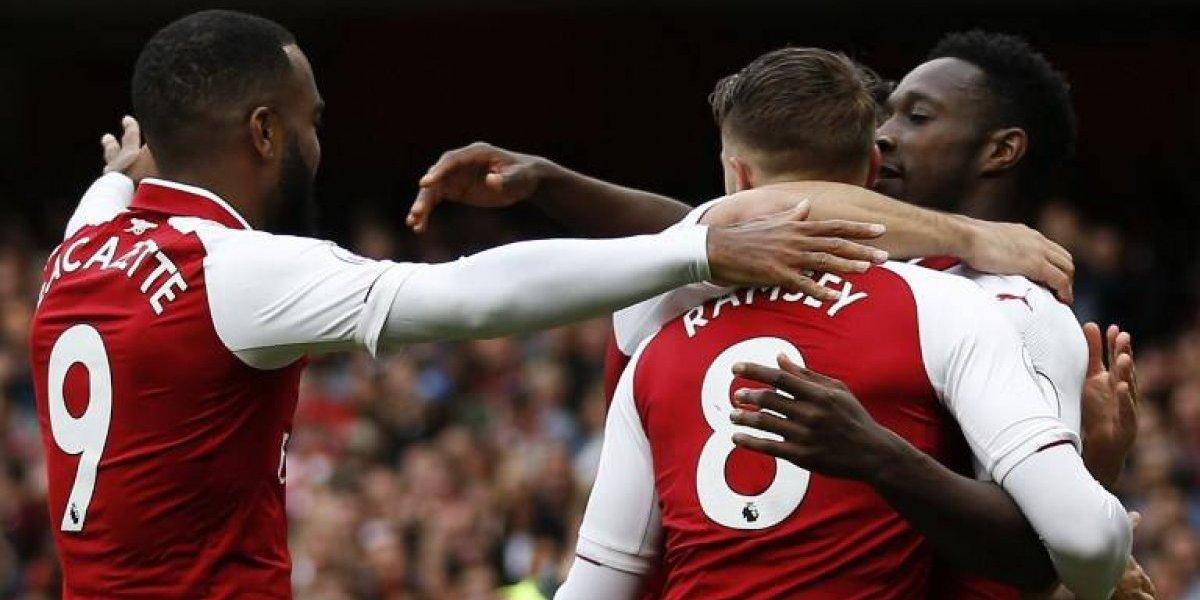 Arsenal de Alexis Sánchez ganó en la Premier League y se sacudió de la mala racha