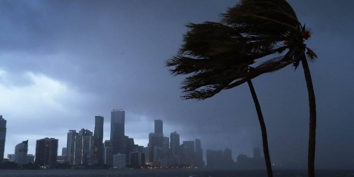 """Miami, la puerta de ingreso de """"la bestia"""", se prepara para la llegada del huracán Irma"""