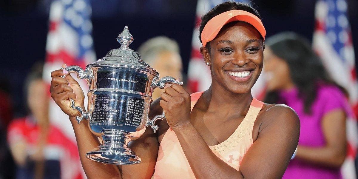 Sloane Stephens se corona como la nueva reina del US Open