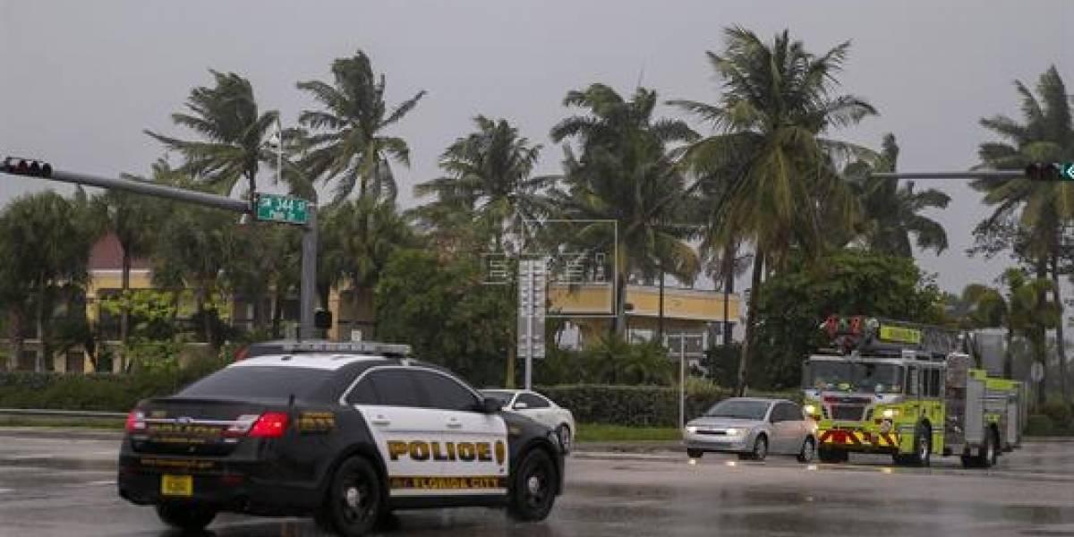 Florida decreta toque de queda ante llegada de Irma