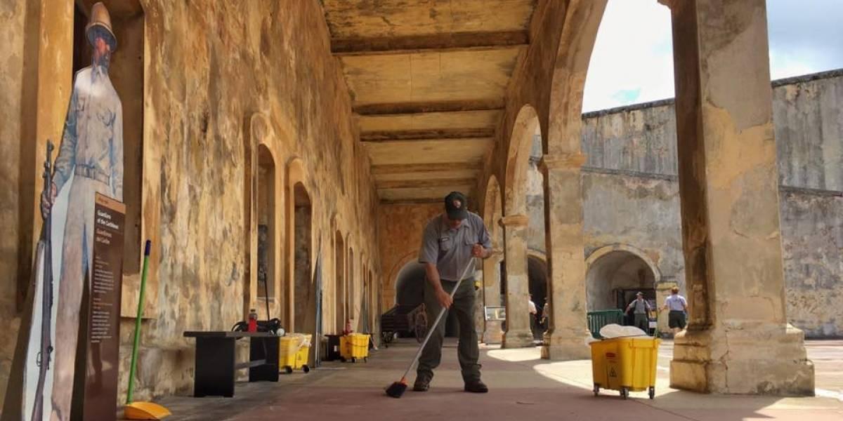 Anuncian cierre temporero del Morro y la Puerta de San Juan