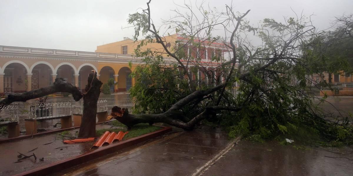 Huracán Irma causa estragos en el centro de Cuba