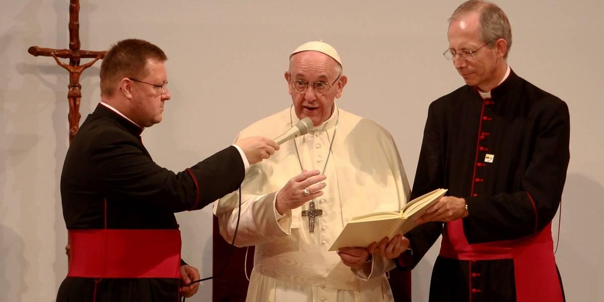 Termina la visita del papa en Medellín