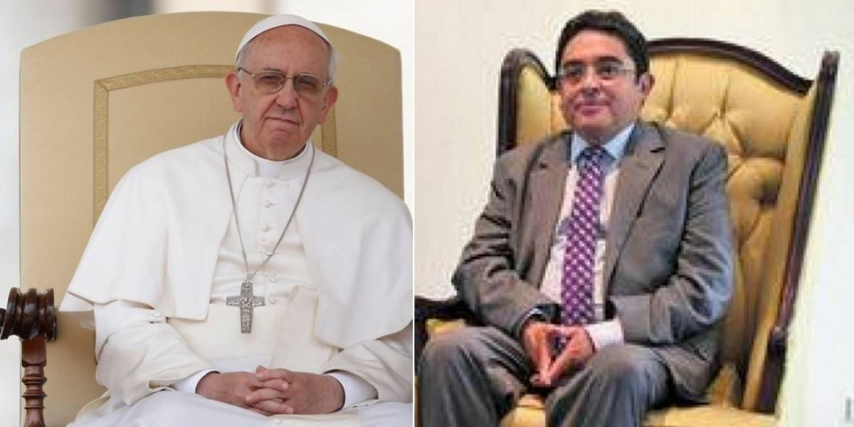 La carta que envía Jordán Rodas al papa Francisco y la petición que le hace