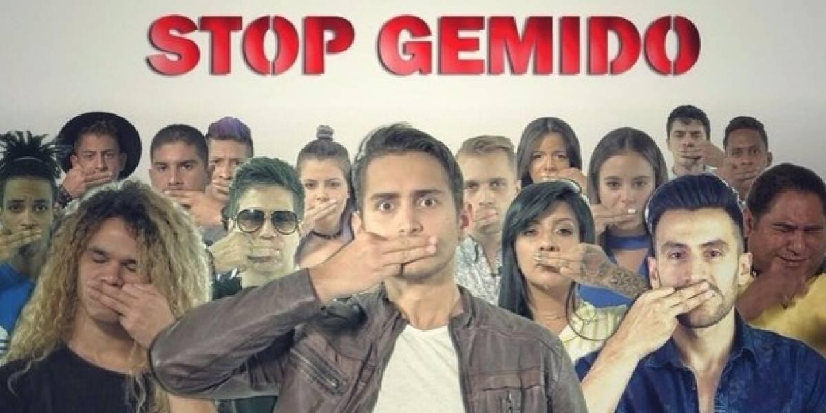 """""""Uno de los peores males de la era moderna"""": la campaña para detener la broma de los gemidos"""