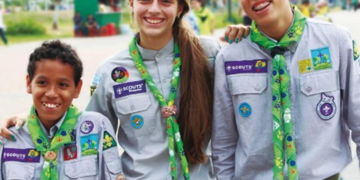 Scouts Party, un concierto por el reciclaje