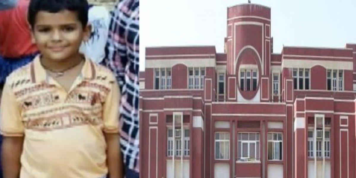 Lo degolló y dejó su cuerpo en la basura: el brutal crimen de un niño de 7 años que causa indignación en India