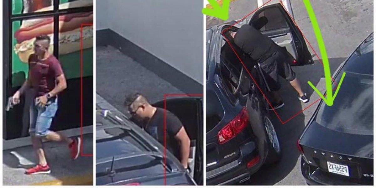 Capturan a asaltante de gasolinera en una estación de la zona 15