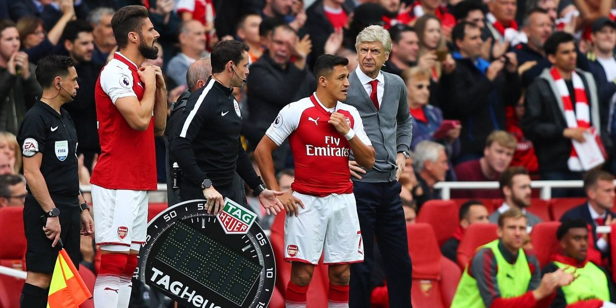 """Wenger confirma molestia en la hinchada Gunners con Sánchez: """"Alexis se volverá a ganar a los fanáticos"""""""