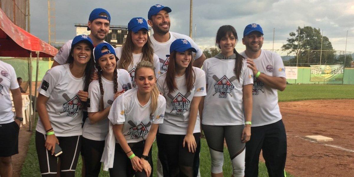 VIDEO. Estrellas nacionales compiten en juego de béisbol por conmovedor motivo