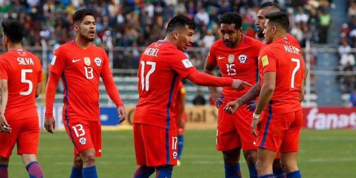 El millonario premio que cobrarán los jugadores de la Roja aunque no clasifiquen al Mundial