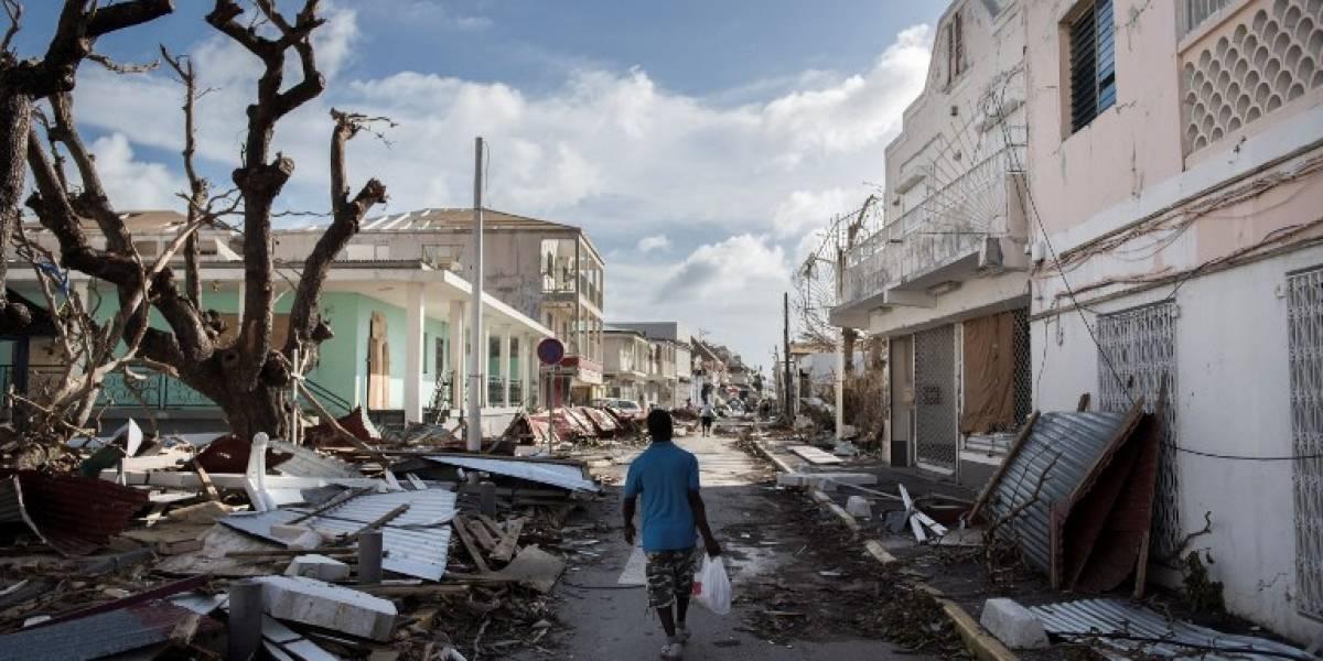 Primero Irma y ahora José: Las golpeadas islas de San Bartolomé y San Martín se preparan para el paso de nuevo huracán