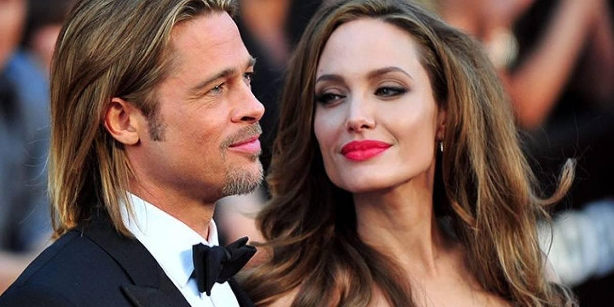 Llega el vino de Angelina Jolie y Brad Pitt a Miramar