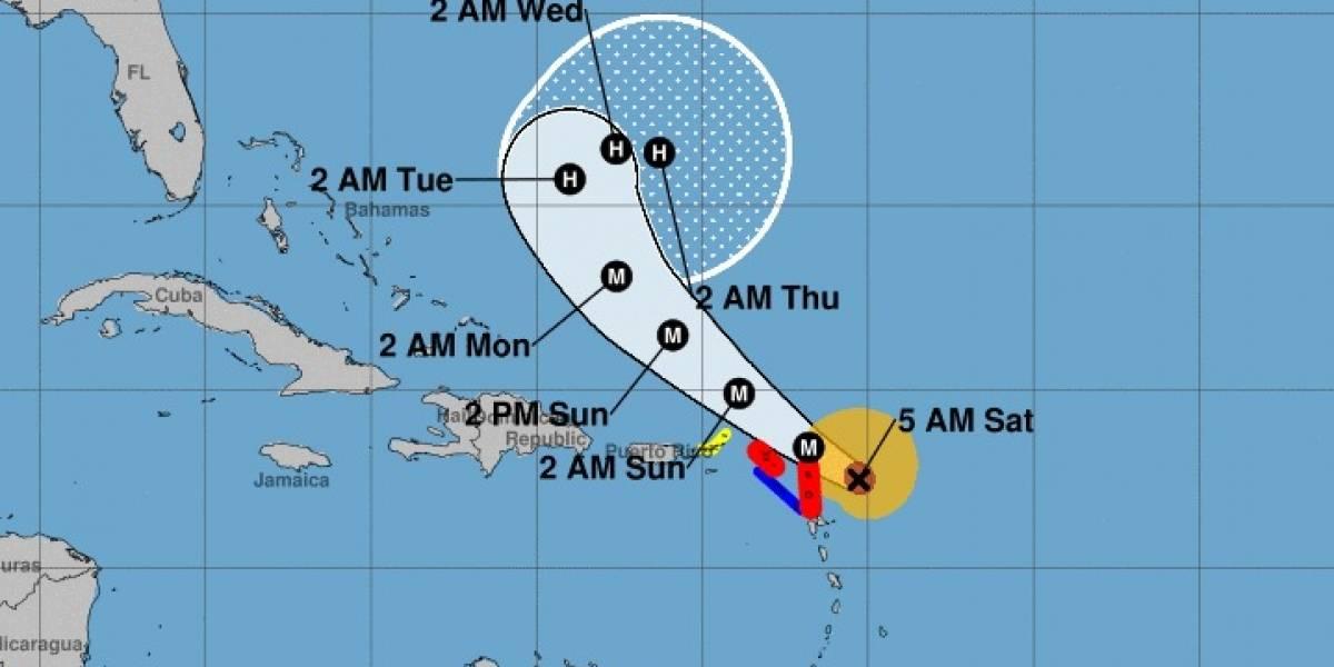Huracán José pasará el domingo a 170 millas de San Juan