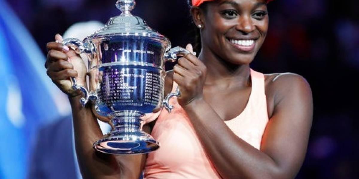 Sloane Stephens conquista el US Open