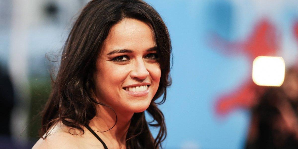 """Michelle Rodriguez le baja el perfil a la polémica sobre su posible salida de la franquicia """"Rápido y furioso"""""""