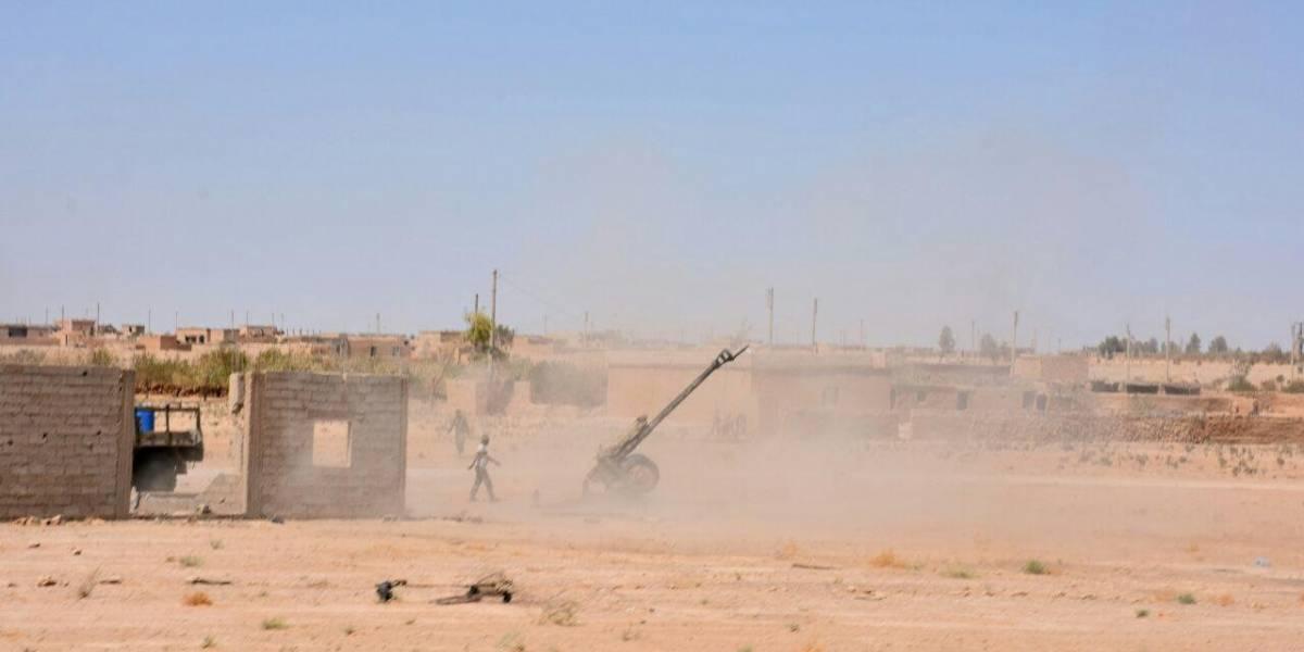 Estado Islâmico está à beira da derrota após fracassos recentes na Síria e no Iraque