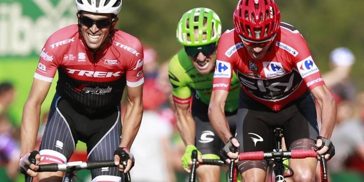 La Vuelta a España termina con el triunfo de Froome y el adiós de Contador
