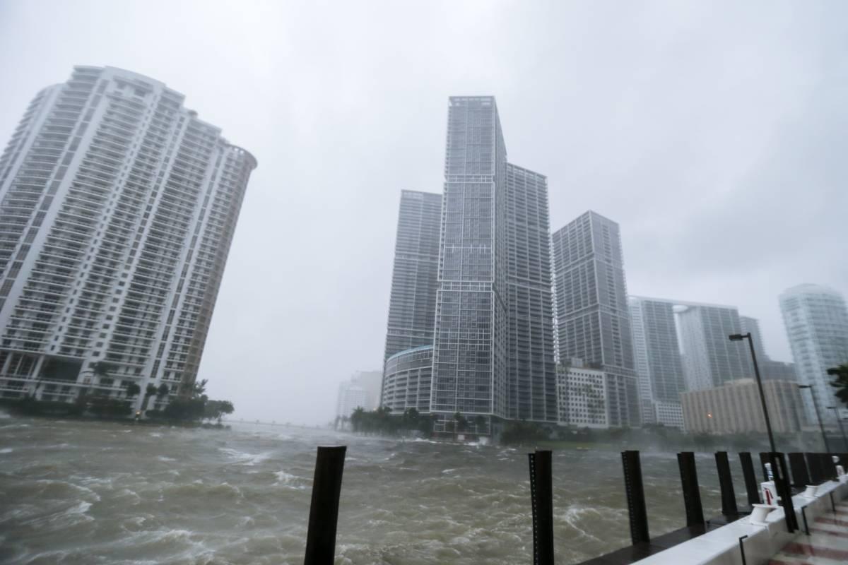 Hurricane Irma in Miami