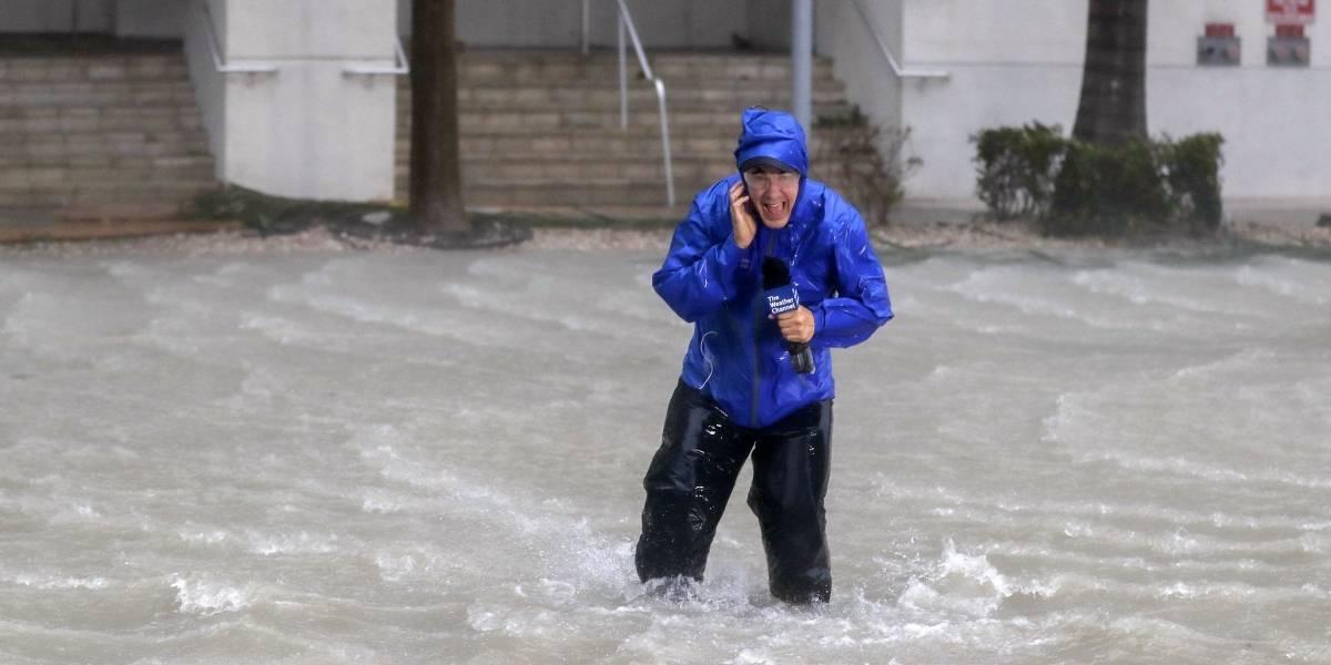 Provoca Irma lluvias e inundaciones costeras en el oriente cubano