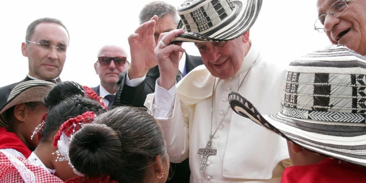 Este es el conmovedor mensaje que envió el papa Francisco durante la misa en 'La Heroica'
