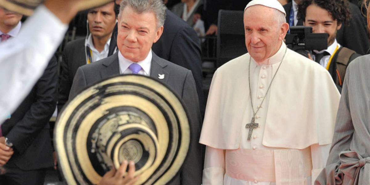 Con carnaval el papa Francisco se despide de nuestro país e inicia su retorno al Vaticano