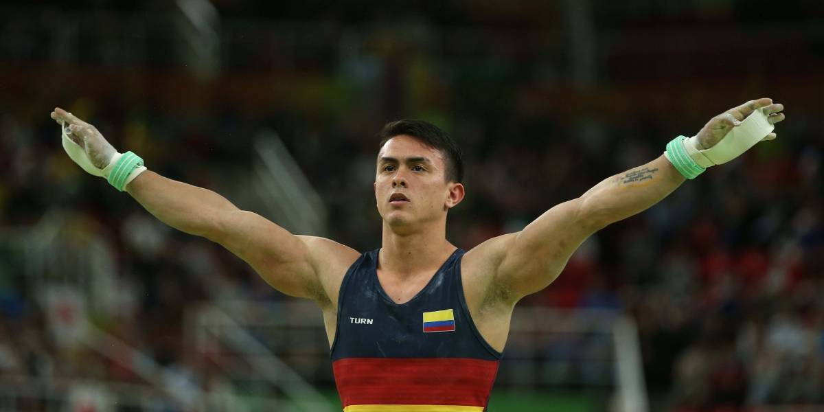 (Video) Jossimar Calvo tomó revancha y se llevó el oro en los Juegos Centroamericanos