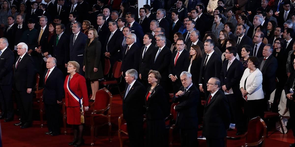 Presidenta Bachelet encabezó Te Deum evangélico que abordó despenalización del aborto y matrimonio igualitario