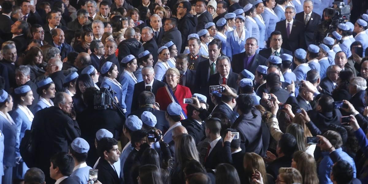 """Obispo Soto pide """"libertad de conciencia"""" por temas valóricos en el Te Deum evangélico"""