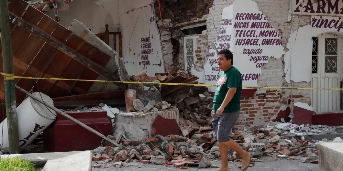 Presidente abandonó asamblea en la ONU por terremoto en México