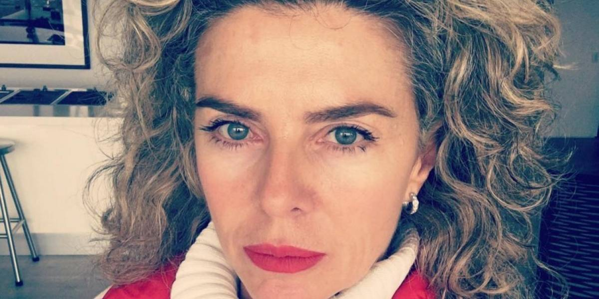 Margarita Rosa de Francisco narró los instantes de pánico que vivió en un avión que presentó fallas