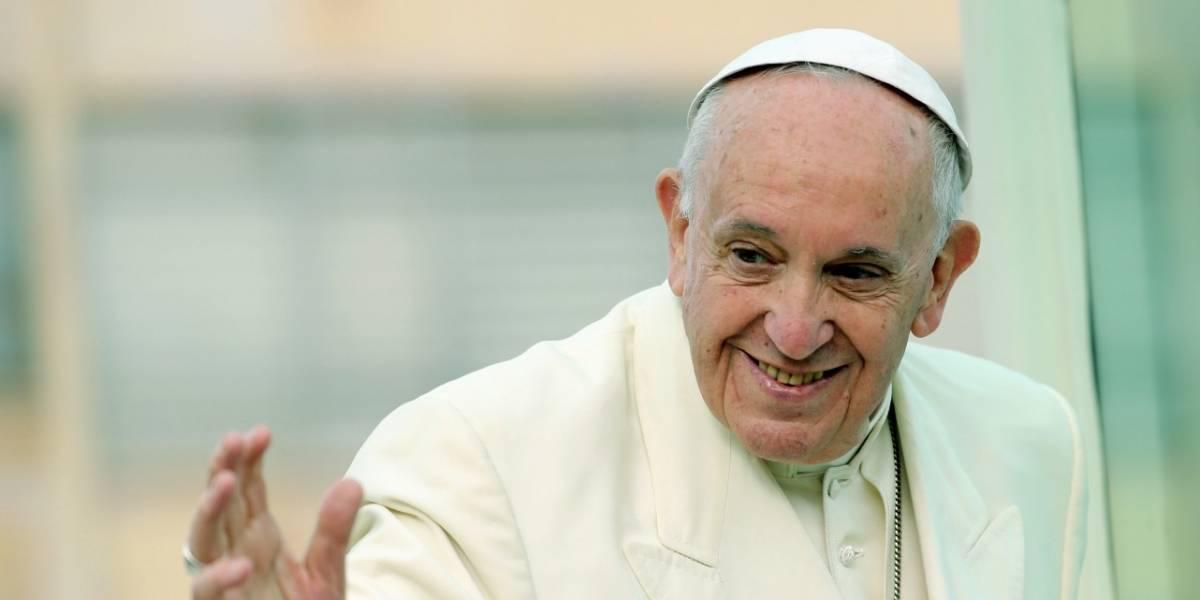 Papa habla en el Via Crucis de los jóvenes y la guerra