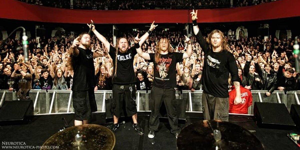 Arrestan en EE. UU. a banda de heavy metal por presunto secuestro
