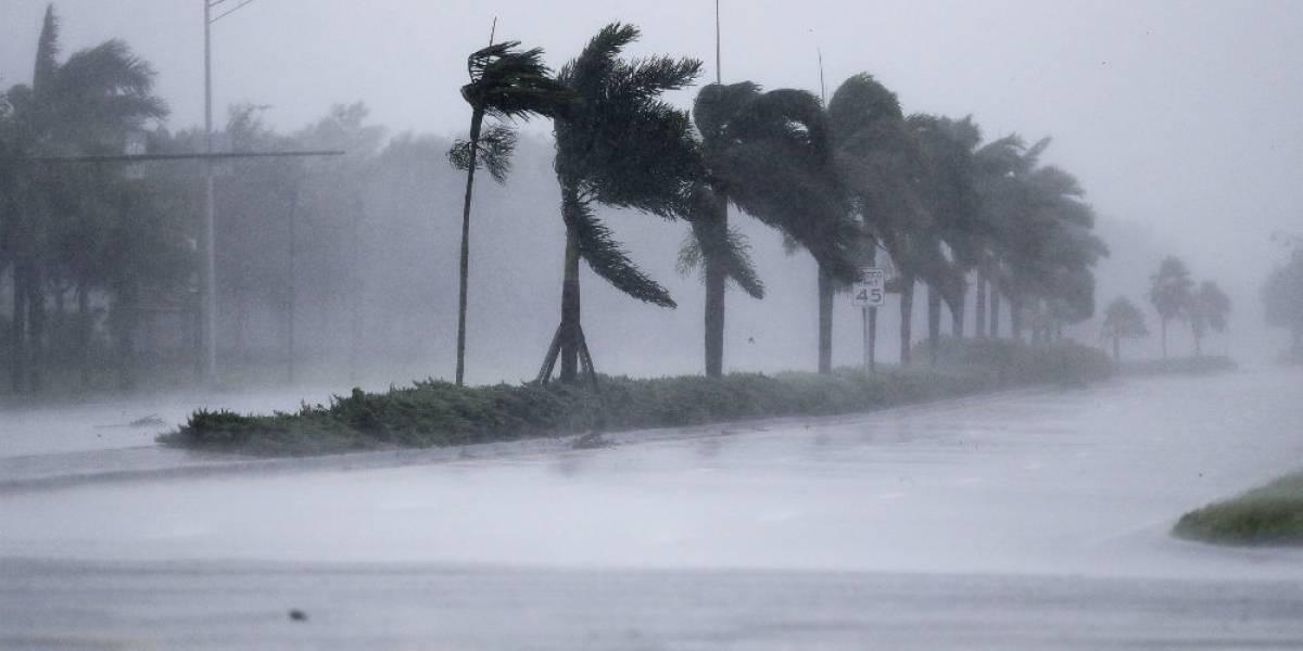 Irma continúa debilitándose mientras se mueve ya por el sur de Georgia