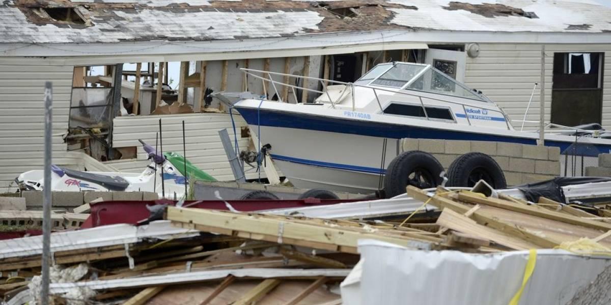 Puerto Rico se convierte en centro distribución para islas arrasadas por Irma