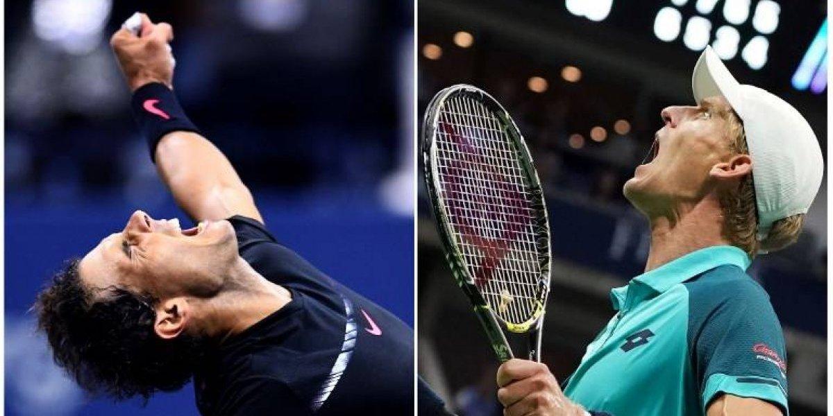 ¿A qué hora se jugará la final del US Open entre Rafael Nadal y Kevin Anderson?
