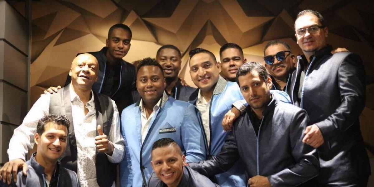 Orquesta Guayacán cantará con Revolución Salsera en Hard Rock Live SD