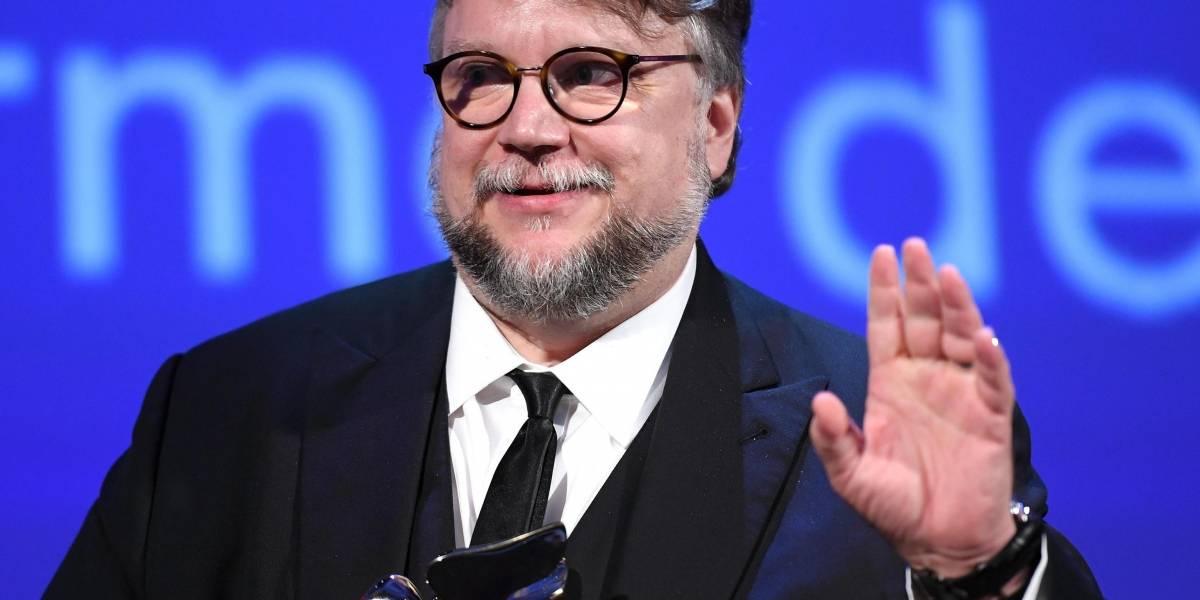 """Guillermo del Toro gana el León de Oro con """"The Shape of Water"""""""