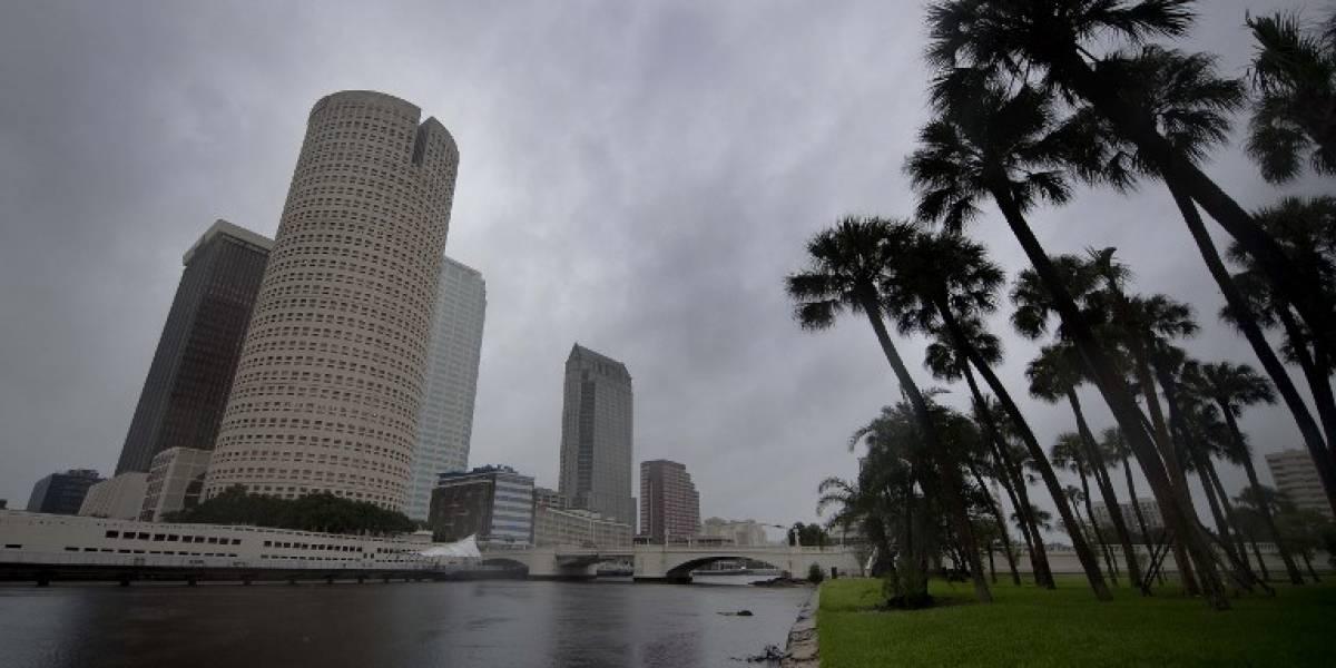 VIDEOS. El huracán Irma impacta los Cayos de Florida