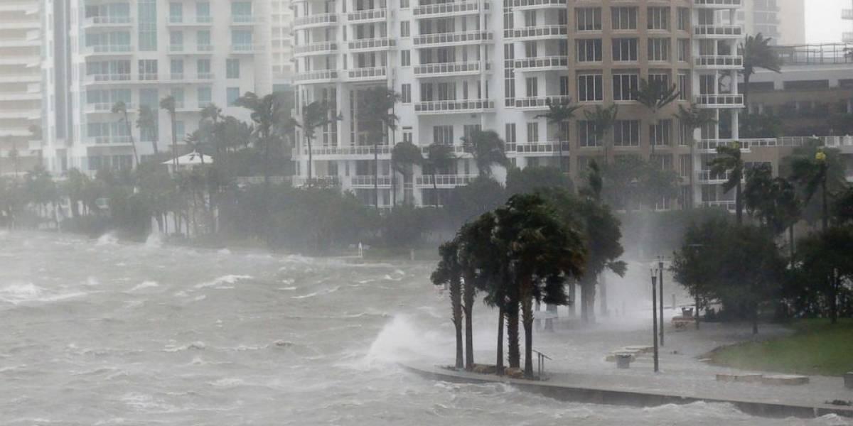 Irma debilitada pero peligrosa