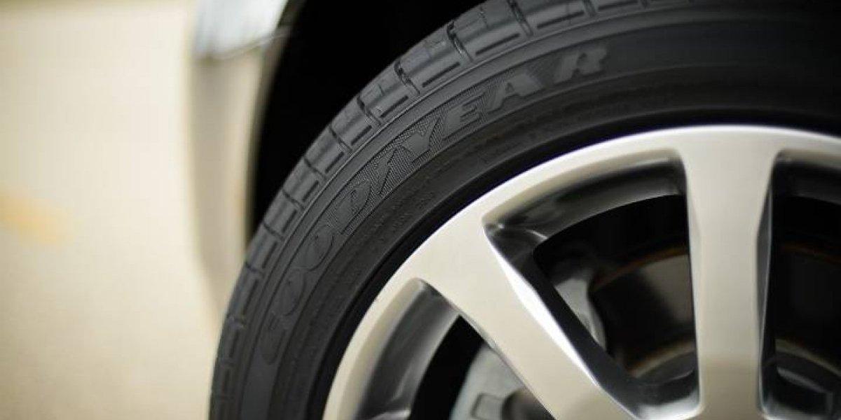 Goodyear usa caucho hecho con aceite de soya para fabricar sus neumáticos