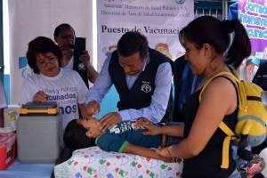 jornada de vacunación Guatemala ministerio de salud