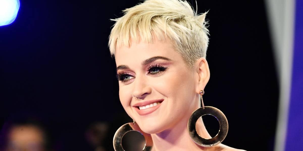 Katy Perry publica una foto de cuando tenía 13 años y no vas a creer cómo lucía