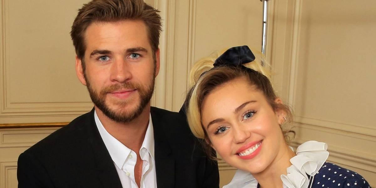 Miley Cyrus responde cómo es su vida sexual con Liam Hemsworth