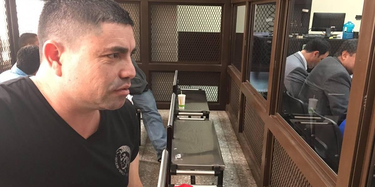 """Condenado narcotraficante """"el Taquero"""" aduce que lo iban a asesinar este domingo"""